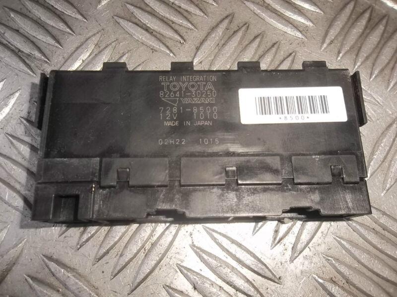 2006 LEXUS GS300 SALOON 4DR INTEGRATION CONTROL RELAY UNIT 82641-30250 7281-8500