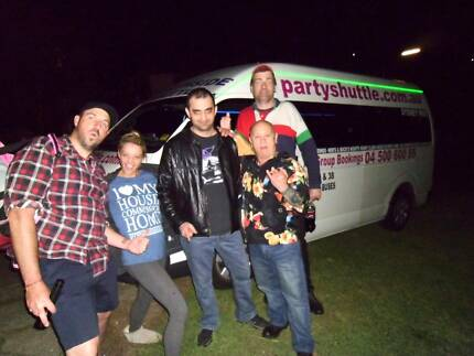 Party Shuttle Pty Ltd - Best Party Bus Hire In Sydney