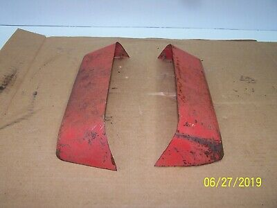 Massey Ferguson 10 -12 Garden Tractor Rear Fender Pieces