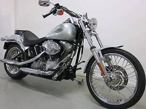 2006 Harley Davidson Softail Standard 1450 EFI Belmore Canterbury Area Preview
