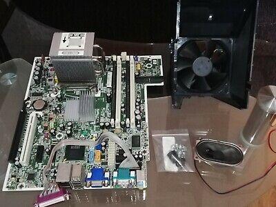 HP Compaq Cheetah REV.A DC5800 SFF Socket LGA775 PCI-E Motherboard+CPU Intel 430 Celeron Pcie Motherboard