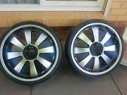 Chrysler 300 tyres and rims Campbelltown Campbelltown Area Preview