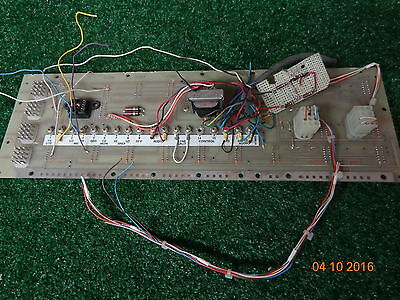 Ge Mastr Ii Master Uhf Vhf Radio Repeater Auxiliary Back Plane Pl19d417214g1 8