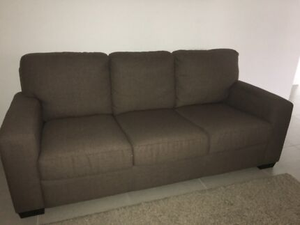 Fabric Upholstered Sofa Set(Made in Australia)