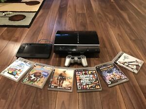 Playstation 3 + Games