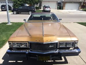 Price Reduced! Mint 1975 Buick Riviera 455 V8