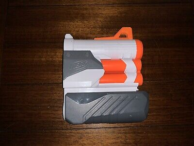 Nerf Modulus Tri-Strike Mega Dart Under Barrel Shotgun Extension / Attachment