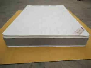 Brand New Pillow Top Medium Firm Spring Mattress all sizes(LS05)
