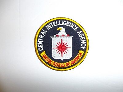 Cia-patch (b5607 United States of America Central Intelligence Agency CIA patch IR19C)