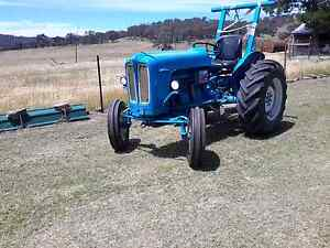 tractor fiat Luddenham Liverpool Area Preview