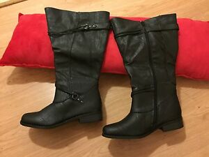 JG womens leather shoes-boots
