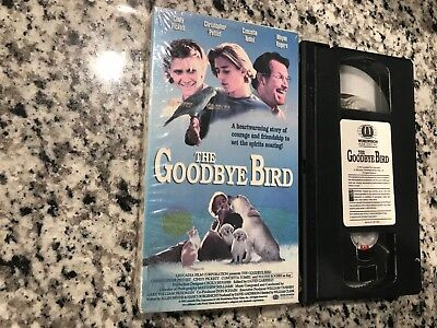 THE GOODBYE BIRD VHS 1993 KIDS FAMILY VETERINARIAN ANIMAL LOVERS DRAMA CLASSIC!