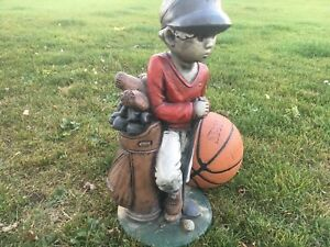 Garden statue from 1989 in good condition