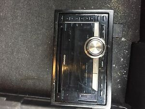 Kenwood double din, Aux and USB  London Ontario image 1