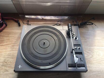 Vintage Philips 777 direct drive turntable record player retro hifi