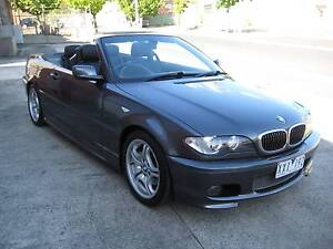 2006 BMW 3 Convertible AUTO MSPORT FULL BOOKS AS NEW A1 Heidelberg Heights Banyule Area Preview