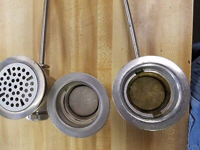 Commercial Sink Drain