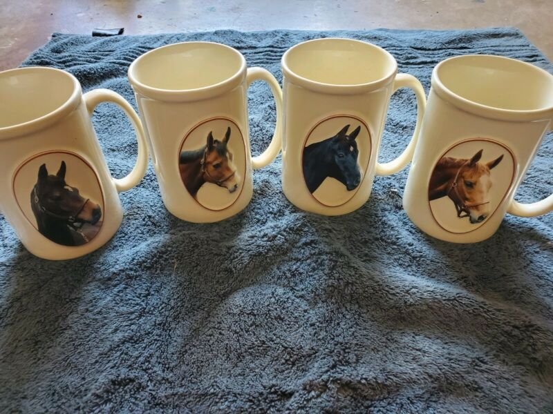 Equine Expressions Coffee Mug Collection Horse 3D with Quote