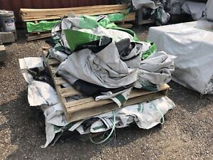 Old tarps for pick up