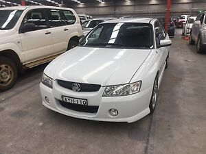 2006 Holden Commodore VZ SV-6 Automatic  Sedan Sandgate Newcastle Area Preview