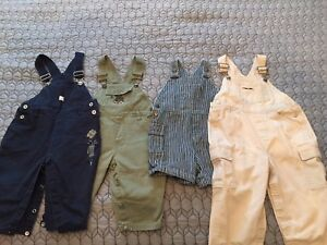 Size 18-24 Month Overalls