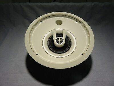 QSC AD-CI52ST Shallow Ceiling Speaker (White), used for sale  Ingleside
