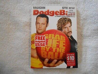 Dodgeball - A True Underdog Story (DVD, 2004) - E0225