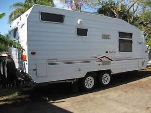 19 Ft Millard Horizon Special Edition Caravan Daisy Hill Logan Area Preview