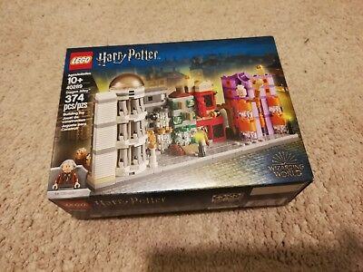 LEGO Christmas Gift Box 40292 + 40289 Harry Potter + 40254 Nutcracker