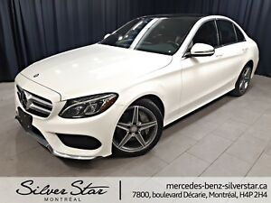 2016 Mercedes-Benz C300 NAVI SYS-CAMERA-SUNROOF