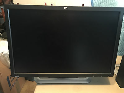 """30"""" Widescreen LCD Monitor W/ Stand"""