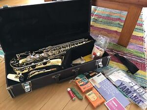 Yamaha Youth Alto Saxophone, made in Japan, $350 FIRM!!