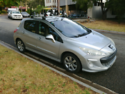 2008 Peugeot 308 XSE 1.6L Turbo Manual Hatchback Vista Tea Tree Gully Area Preview