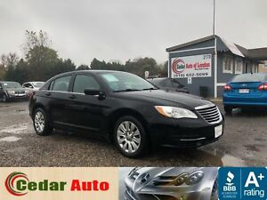 2014 Chrysler 200 LX - Managers Special