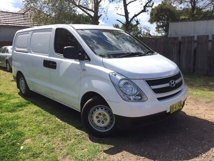 For sale Hyundai ILord 2012 auto 6month rego