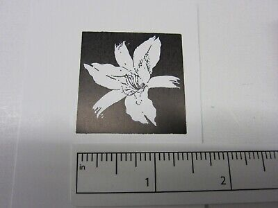 Printing Letterpress Printers Block Printers Cut Flower Zinc