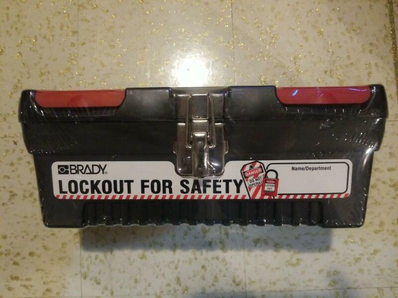BRADY 105964 Portable Lockout Kit