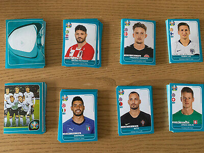 Panini EURO 2020 Preview stickers - missing stickers - choose singles