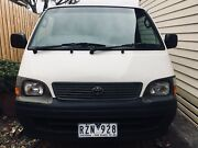 Refrigerated Toyota hiace lwb 3.0 litre diesel 2002 Aspendale Kingston Area Preview