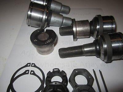 Spicer Dodge Ram 2500 3500 94 - 99 Dana 60 Ball Joints 2 Upper 2 Lower OEM