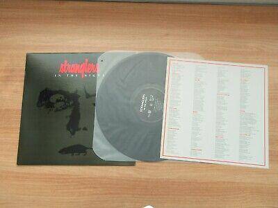 Stranglers – In The Night 1993 Rare Korea Orig LP INSERT RARE RECORD