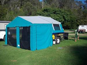 Camper trailer Warriewood Pittwater Area Preview