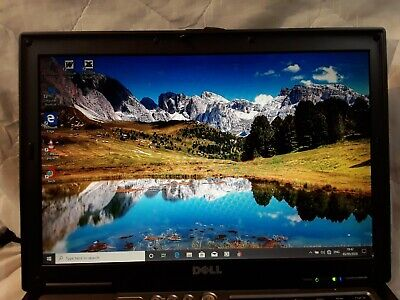 Latitude dell d630 laptop windows 10 duo core 2.00ghz