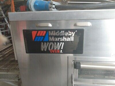 Middleby Marshall Wow Ovenps-840e Pizza Hut Typevery Well Maintained-8000obo