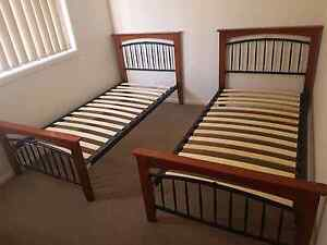 2x Single Beds Elizabeth Vale Playford Area Preview