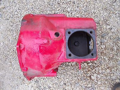 Massey Harris 22 Tractor Rowcrop Original Mh Bell Housing