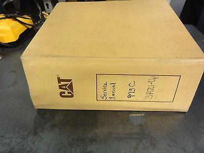 Caterpillar Cat 973c Track Type Loader Repair Service Manual  3rz