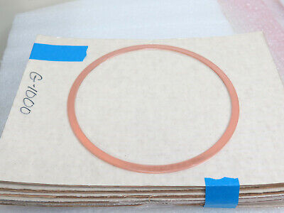 Copper 8 Id Conflat Gaskets - Lot Of 8