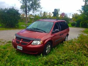 2005 Grand Caravan CERTIFIED & E-TESTED Peterborough Peterborough Area image 2