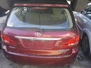 NOW WREAKING TOYOTA AVENSIS RED COLOR ALL PARTS 2002 Dandenong South Greater Dandenong Preview